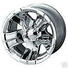 17 Ion Alloy 138 Custom Polished Wheels 17X10 RWD