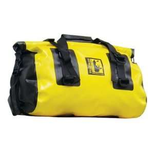 Wolfman Expedition Dry Duffel Bag Small Yellow Automotive