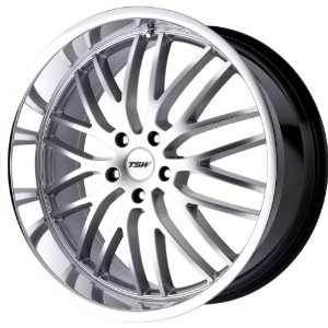 TSW Alloy Wheels Snetterton Hyper Silver Wheel (18x8