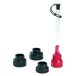 Hopkins FloTool 10105 Spill Saver Gas Can Spout: Automotive