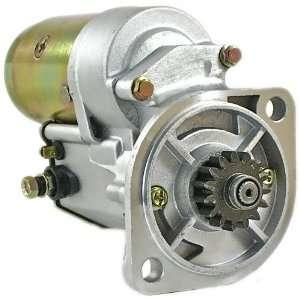 NEW STARTER JOHN DEERE EXCAVATOR YANMAR ENGINE 3TN78L 171353 77010