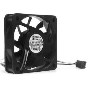 Yate Loon 60mm X 15mm Dc Brushless Fan Dfs601512m