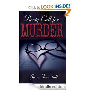 Booty Call For Murder: Jane Greenhill:  Kindle Store