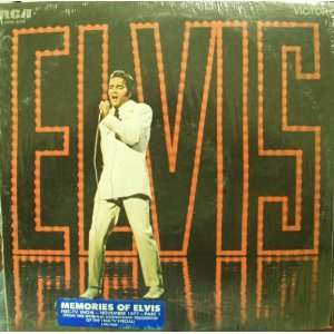 ELVIS (NBC TV ORIGINAL SOUNDTRACK LP, 1968): ELVIS PRESLEY