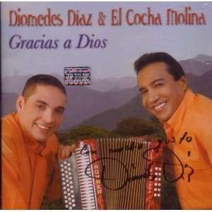Diomedes Diaz Y El Cocha Molina Gracias a Dios: Diomedes