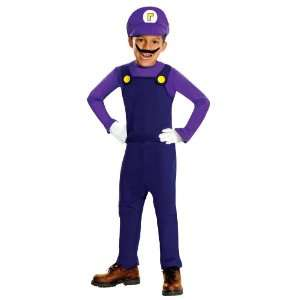 Lets Party By Rubies Super Mario Bros.   Waluigi Deluxe