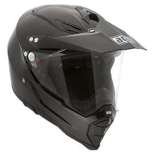 AGV AX 8 Dual Sport EVO Motorcycle Helmet Black XXL 2XL