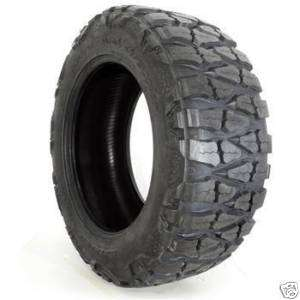 NEW 35 12.50 17 NITTO MUD GRAPPLER TIRES 35x12.50 R17
