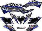 raptor 90 yamaha graphics kit deco stickers atv quad 4 $ 129 99 time