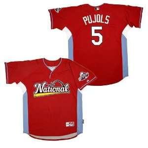 Albert Pujols #5 St. Louis Cardinals Replica NL All Star