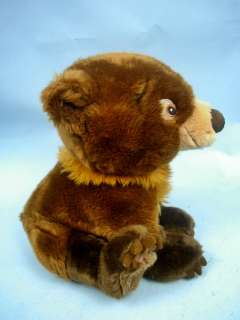 13 Brother Bear Koda Plush by Disney   Store Exclusive