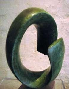 Bronze Art Sculpture Jewish Israeli Artist Uri Yakir