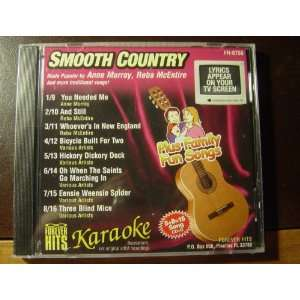 CD Forever Hits Smooth Country Reba McEntire Anne Murray Music