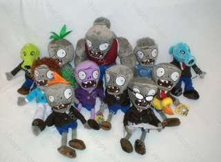 We have 25 plants and 11 zombies for you to choose