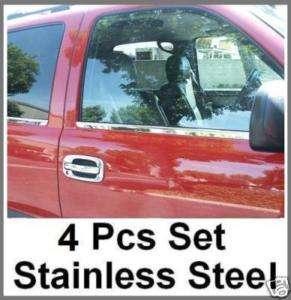 99 06 05 04 03 02 Chevy Silverado Crew Cab Window Sill