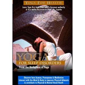 Yoga for Sleep Disorders and Insomnia: Live Action