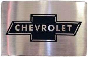Official CHEVROLET Logo Belt Buckle Chevy silverado