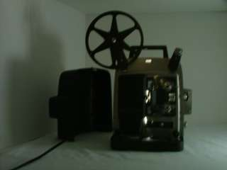 Vintage Bell & Howell Autoload 8MM Film Projector Auto