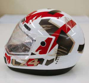 Vintage Lazer Full Face LZ4 Sport Sm Helmet (070512)