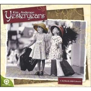 Kim Anderson Yesteryears 2010 Wall Calendar: Office