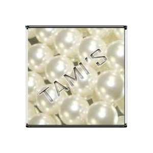 50 SWAROVSKI 5810 Crystal Faux PEARLS WHITE 8mm