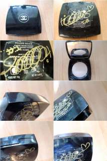 SNSD ★ Tiffany★ Autographed CHANEL Cosmetic belonging