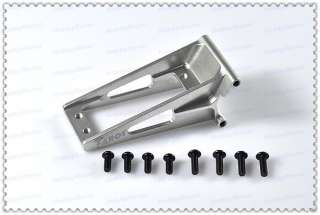 450 Pro Helicopter Part Tarot Metal tail servo mount |