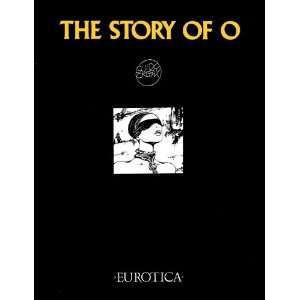 The Story of O (Graphic Novel) (9781561635733) Pauline