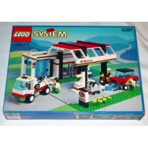 Lego 6397 Gas N Wash Express Toys & Games