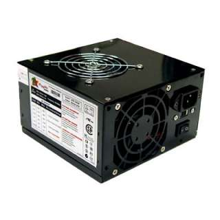 Logisys PS550A BK Dual Fan ATX 12V 550W Power Supply
