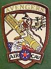 Co, 1st Bn 227th Air Cavalry Regiment Avengers Patch