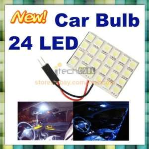 Super Bright White Color 1x 24 12v LED Car Interior Dome