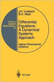 Differential Equations A Dynamical Systems Approach. Part II Higher