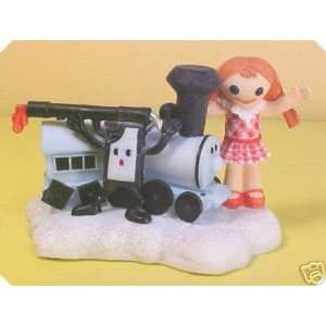 Rudolph And The Island Of Misfit Toys Doll Train: Toys & Games