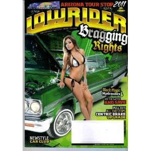 LOWRIDER Magazine (10/11) Bragging Rights: Does Not Ship