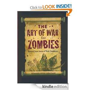 Art of War for Zombies: Ancient Chinese Secrets of World Domination