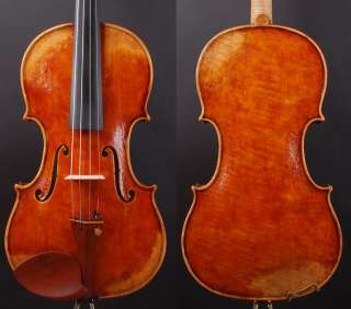 Guarneri del Gesu 1742 Lord Wilton Copy A T20 Violin GEIGE |