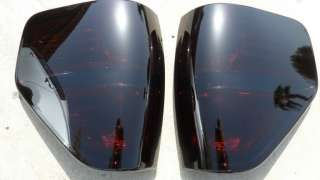 2009 2012 Ford F150 Smoked Tail Lights OEM Non LED Black Tinted 09 12