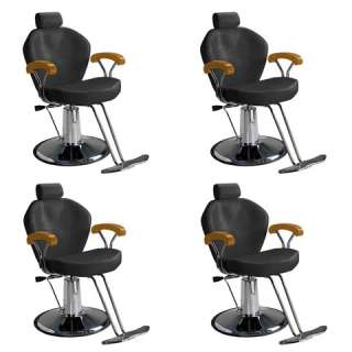 Salon Reclining Hydraulic Styling Barber Chair MP 80