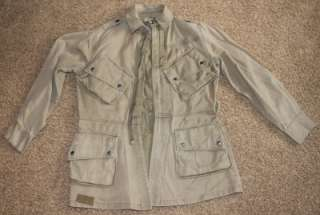 M42 M1942 US Army Paratrooper Jump Jacket * WWII * 101st & 82nd