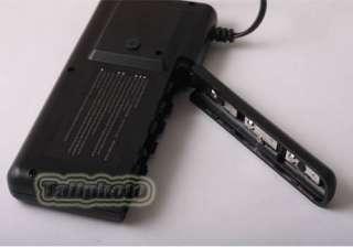 6xAA Flash Power Battery Pack F Nikon SB 900 SD 9 SD 9A