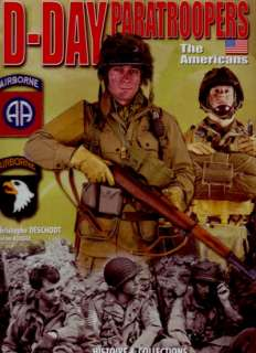 DAY AMERICAN PARATROOPERS WW2 UNIFORM EQUIPMENT BOOK