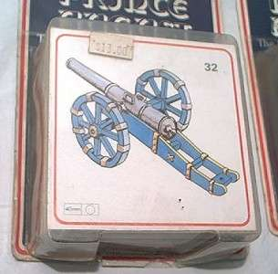 VINTAGE PRINCE AUGUST LEAD TOY MOLDS SOLDIERS HORSES CANONS