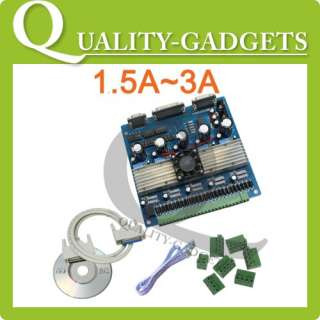 Axis CNC Router Stepper Motor Driver Kit 2.8A NEMA 23 56x56x57mm