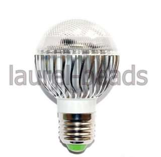 FREE SHIP E27 LED RGB 8W 200 Million Colors Bright Light Bulb w