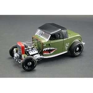 Replicarz GMP1805022 1932 Ford Aero Rat Rod Toys & Games