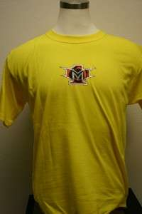 Hayden Brother Yellow T Shirt Nicky Tommy Roger Lee sz. L XL 2XL