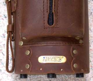 New Instroke Buffalo 3x7 Leather Case   ISB37