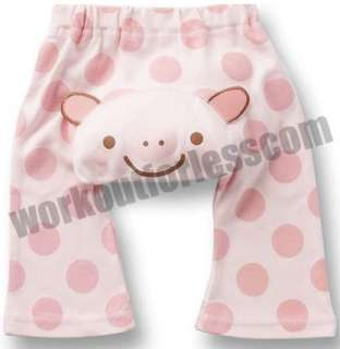 BABY TODDLER BOY GIRL ANIMAL LEGGINGS TROUSERS PANTS