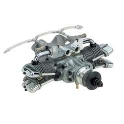 Saito 182 Twin Cylinder Dual Plug Engine DD SAIE182TD